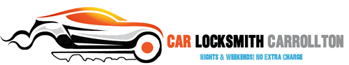 car locksmith carrollton logo